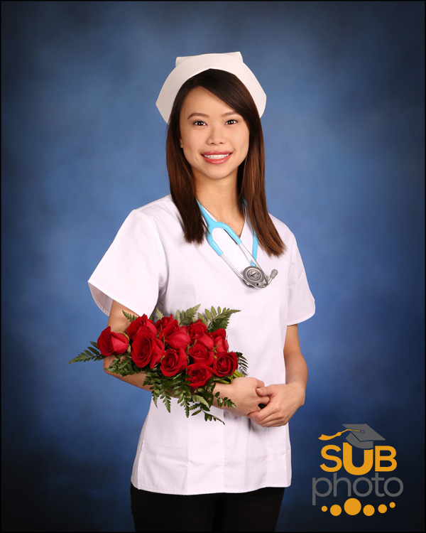 University of Alberta Nursing Graduation Photo