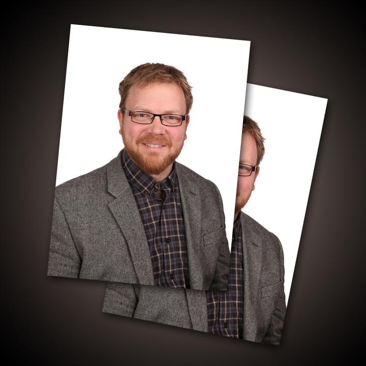 Professional Studio Passport Photos
