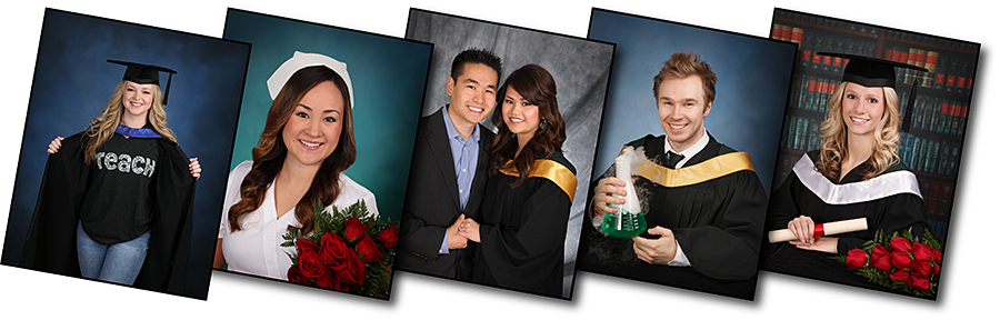 University of Alberta grad photos